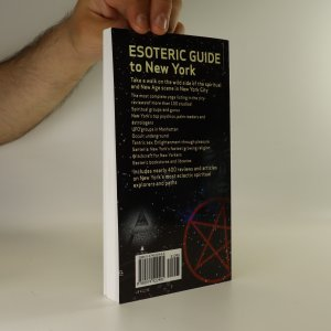 antikvární kniha Esoteric Guide to New York, neuveden