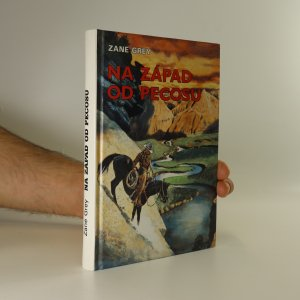 náhled knihy - Na západ od Pecosu
