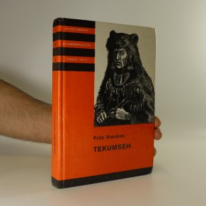náhled knihy - Tekumseh. 3. díl. Vyprávění o boji rudého muže, sepsané podle starých pramenů