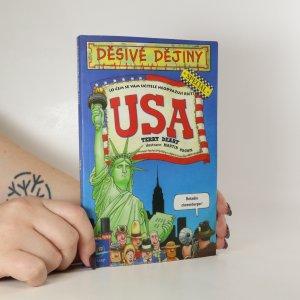 náhled knihy - Děsivé dějiny. USA
