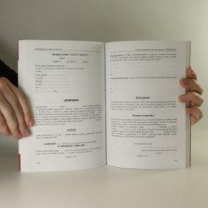 antikvární kniha Vzory správních rozhodnutí. Podle zákona č. 500. Díl 2., 2006-2009