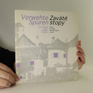 náhled knihy - Verwehte Spuren. Zaváté stopy.