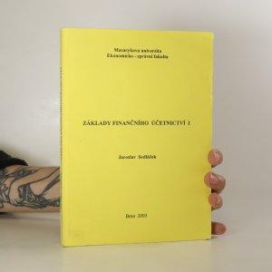 náhled knihy - Základy finančního účetnictví I