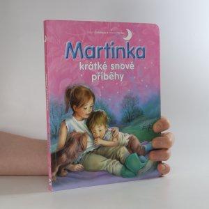 náhled knihy - Martinka. Krátké snové příběhy