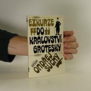 náhled knihy - Exkurze do království grotesky