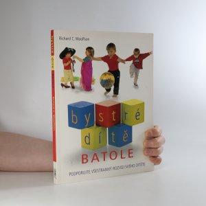 náhled knihy - Bystré dítě. Batole
