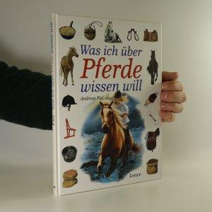 náhled knihy - Was ich über pferde wissen will