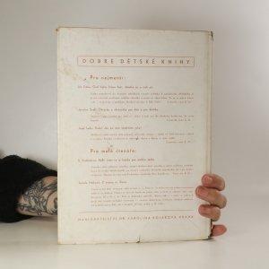 antikvární kniha Božka v nesnázích, 1941