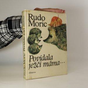 náhled knihy - Povídala ježčí máma