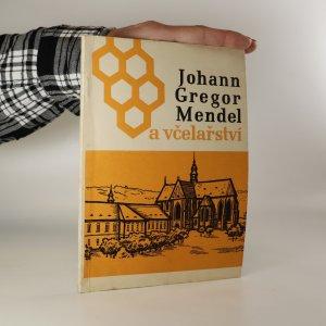 náhled knihy - Johann Gregor Mendel a včelařství