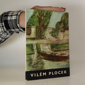 náhled knihy - Vilém Plocek. Obrazy