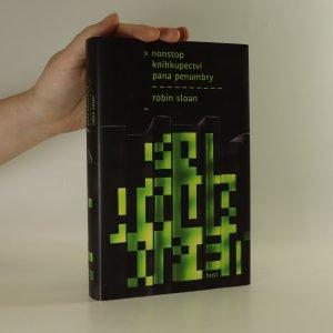 náhled knihy - Nonstop knihkupectví pana Penumbry
