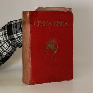 náhled knihy - Česká epika. Výbor z výpravného básnictví českého nové doby