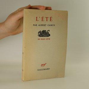 náhled knihy - L'Été
