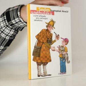 náhled knihy - Sedm sněhuláků a jiné případy pro začínající detektivy