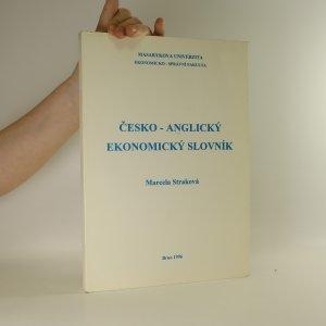 náhled knihy - Česko-anglický ekonomický slovník