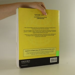 antikvární kniha General English. Reading and Writing. Intermediate. (chybí CD), neuveden