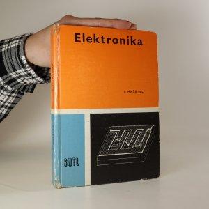 náhled knihy - Elektronika