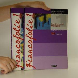 náhled knihy - Francofolie 1. Livre de l'élève. Cahier d'exercises. (2 svazky, chybí CD)
