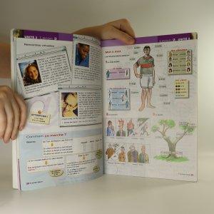 antikvární kniha Francofolie 1. Livre de l'élève. Cahier d'exercises. (2 svazky, chybí CD), 2006