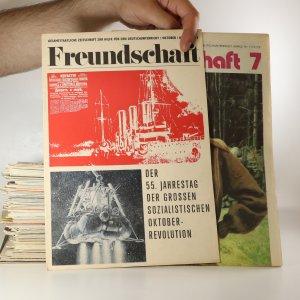 náhled knihy - Freundschaft. 70. léta, 80. léta (105 čísel, nekontrolováno)