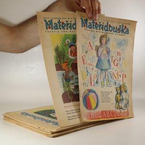 náhled knihy - Mateřídouška. Časopis pro nejmenší čtenáře (16 čísel)
