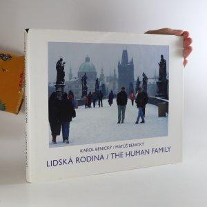 náhled knihy - Lidská rodina. The human family