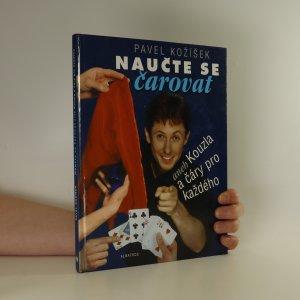 náhled knihy - Nauč se čarovat