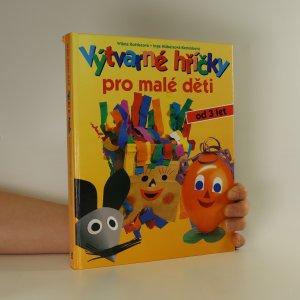 náhled knihy - Výtvarné hříčky pro malé děti
