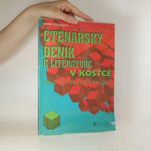 náhled knihy - Čtenářský deník k Literatuře v kostce