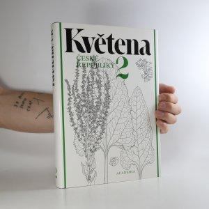 náhled knihy - Květena České republiky (2. díl)