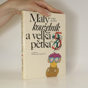 náhled knihy - Malý kouzelník a velká pětka