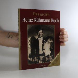 náhled knihy - Das große. Heinz Rühmann buch