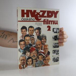 náhled knihy - Hvězdy českého filmu (2. díl)