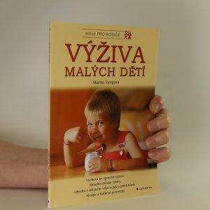 náhled knihy - Výživa malých dětí