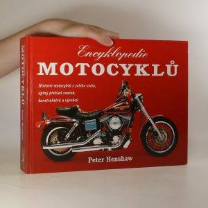 náhled knihy - Encyklopedie motocyklů