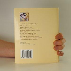 antikvární kniha Je-li život hra, pak má tato pravidla, 2000