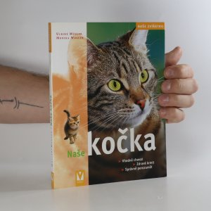 náhled knihy - Naše kočka