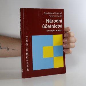 náhled knihy - Národní účetnictví