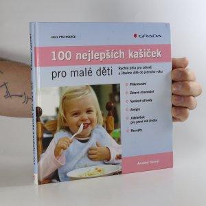 náhled knihy - 100 nejlepších dětských kašiček