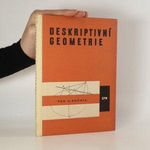 náhled knihy - Deskriptivní geometrie pro 12. ročník