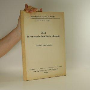 náhled knihy - Úvod do francouzské lékařské terminologie