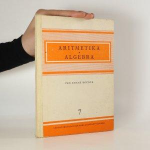 náhled knihy - Aritmetika a algebra pro sedmý ročník