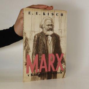 náhled knihy - Karel Marx v Karlových Varech