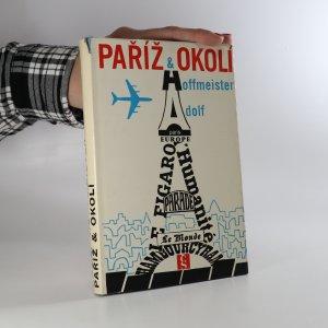 náhled knihy - Paříž & okolí