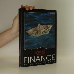 náhled knihy - Veřejné finance