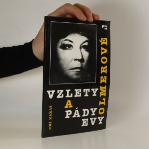 náhled knihy - Vzlety a pády Evy Olmerové
