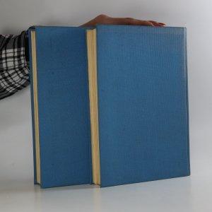 antikvární kniha Silverovy dcery. 1. - 2. díl. (2 svazky, komplet), 1934