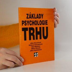 náhled knihy - Základy psychologie trhu