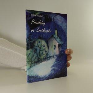 náhled knihy - Prázdniny ve Žvatlánsku